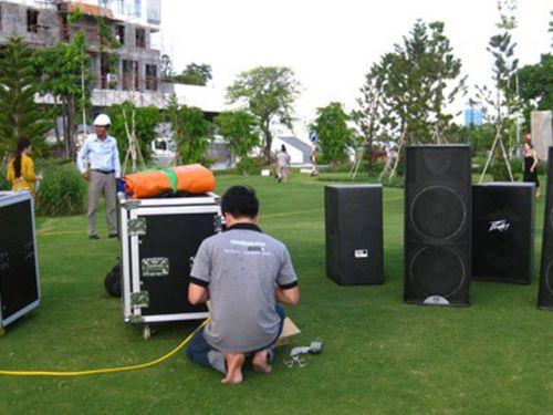 Cho thuê âm thanh giá rẻ tại TPHCM Cho thuê âm thanh ánh sáng chất lượng tại TPHCM