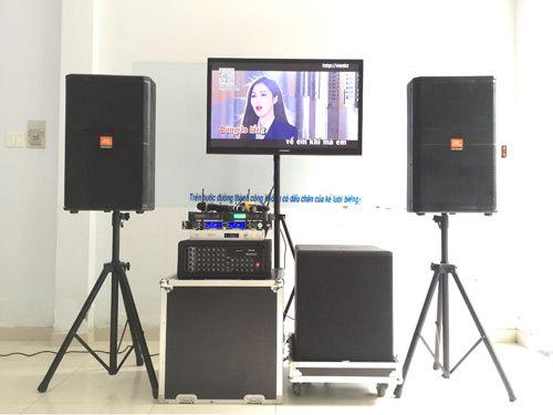 Cho thuê dàn karaoke chất lượng, giá rẻ tại TPHCM