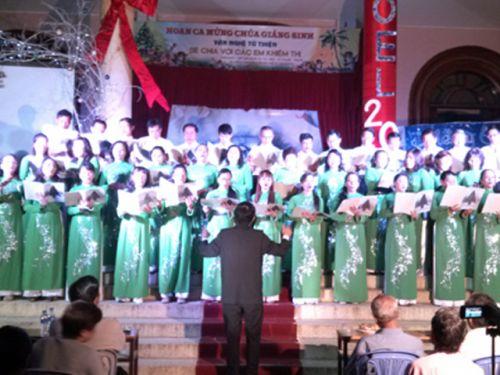 Cho thuê âm thanh ánh sáng phục vụ dịp lễ giáng sinh Cho thuê âm thanh ánh sáng chất lượng tại TPHCM